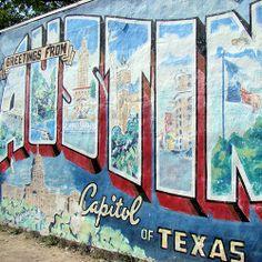 Austin. Via T+L (www.travelandleisure.com). Of Course! : )
