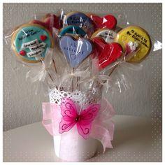 Evlilik yıldönümü kurabiyeleri ☺️ #cookies #anniversary #düşesinmutfağı #kurabiye