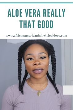 When it comes to haircare ingredients, some truly impressive ones are often overlooked. 4c Natural Hair, Natural Hair Growth, Natural Hair Styles, Brand New Day, African American Hairstyles, Crazy Hair, Hair Videos, Cute Hairstyles