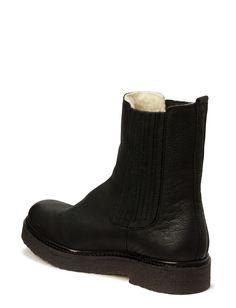 Boots (Black) (104.97 €) - CASHOTT   Boozt.com