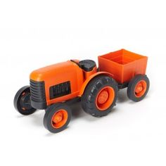 Green Toys - Eco Friendly Tractor