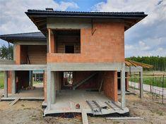 Projekt domu Wyjątkowy 3 203,5 m2 - koszt budowy - EXTRADOM