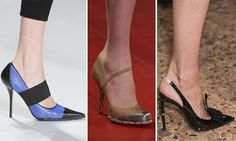 2014 FALL/WINTER SHOE TRENDS | Shoes Trends; Fall/Winter 2014 | Fashion Trends 2014, fashion shows ...
