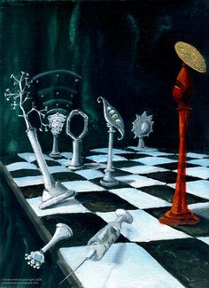 Science-Chess Accommodating Religion