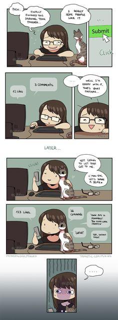 Mikiko - awwww cat