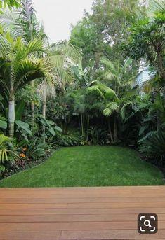 Small Tropical Gardens, Tropical Garden Design, Rock Garden Design, Cottage Garden Design, Tropical Landscaping, Small Garden Design, Backyard Landscaping, English Garden Design, Japanese Garden Design