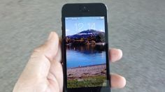 iOS 7 features gorgeous panoramic, gyroscopic wallpaper