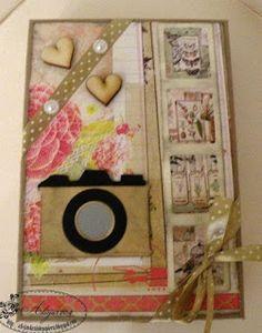 Alicja w krainie papieru: 786. Pudełk na zdjęcia dla Babci ...