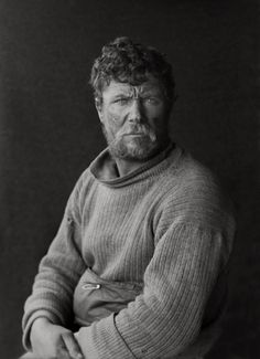 Herbert George Ponting - Patrick Keohane on Return From the Barrier, 29 January 1912 Cthulhu, Robert Falcon Scott, Heroic Age, To Infinity And Beyond, Photojournalism, Vintage Men, Vintage Sailor, Portrait Photography, Photography Tips