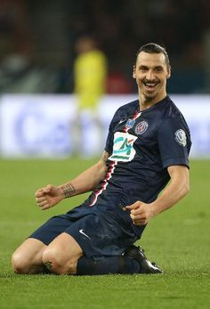 The World's Highest-Paid Athletes 2015: Zlatan Ibrahimovic -Born and raised in Malmö , Sweden