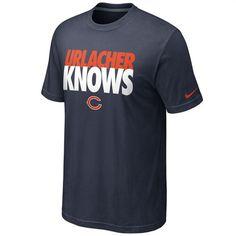 Nike Urlacher Knows Tee