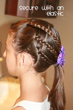 Great hair ideas and tutorials for girls!