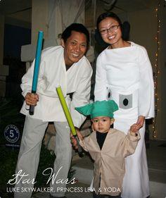 DIY star-wars costumes