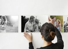 Photo Collage Wall Decals: $29.99