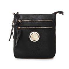 420ee7001c Laura Mulleavy Crossbody Bag - Crossbody Purse - Multiple Pocket Crossbody  Bag - Crossbody Purse with Adjustable Shoulder Strap - Crossbody Bag for  Woman ...