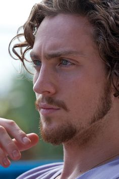 Just read up about Aaron Taylor Johnson, and there's a chance I'll watch some of his films in the future, because I want to catch up on the latest Avenger movie - I think he'd be another choice for Jim's 3 nephews: I've added 2 sets of 3; Damian, AJ, & Arthur - and Michael Fassbender, Eddie Redmayne, & this guy - Aaron Taylor James. So, it could be one set of 3 or the other, or a mix up!!