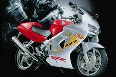 Honda VFR 800 F Anniversary (1999).
