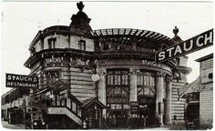 Stauch's, Coney Island, From the Coney Island Bulletin [link]