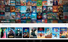 Disney partners with Google to bring its cloud movie locker to Android and Google Play Movies