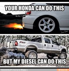 Diesels love'em...this is why I have to trade it in for an AWESOME diesel truck…