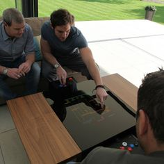 Awesome! - Arcade Coffee Table by Surface Tension