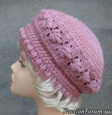 CROCHET PATTERN No. The Abby crochet beret pattern (Toddler, Child and Adult sizes) PDF pattern hat, spring beret pattern, pattern hat Crochet Beret Pattern, Crochet Kids Scarf, Crochet Cap, Crochet Scarves, Crochet For Kids, Crochet Stitches, Crochet Patterns, Crochet Slippers, Knitted Hats