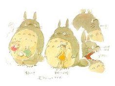 Les Totoros