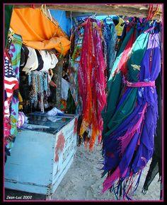 lokale markten voor o.a. pareo's