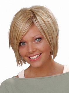 Medium Straight Hair Styles