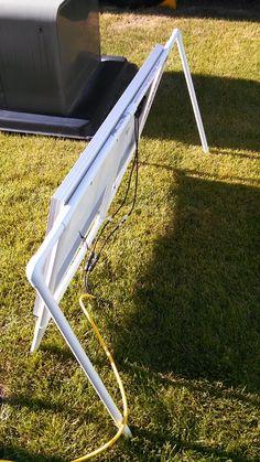 Connecting A 100 Watt Solar Panel To Zamp Port R Pod