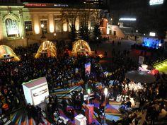 Wintererwachen im MQ Vienna, Winter, Feels, Front Courtyard, Concert, Winter Time, Winter Fashion