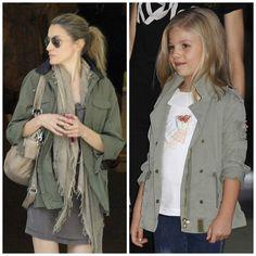 La infanta Sofía sigue los estilosos pasos de su madre, la princesa Letizia #ComoDebeSer!