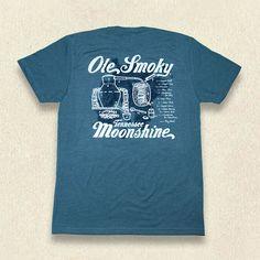 Ole Smoky Still Drawing Tee #mens #shop #Gatlinburg #Tennessee #tshirt #gift #idea