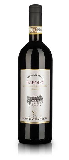 Barolo Castellero DOCG 2013 – F. Borgogno