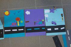 4de leerjaar, thema verkeer - dekleinewijzer Kids Rugs, Home Decor, Projects, Decoration Home, Kid Friendly Rugs, Room Decor, Home Interior Design, Home Decoration, Nursery Rugs