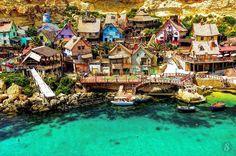 The Popeye Village, Malta