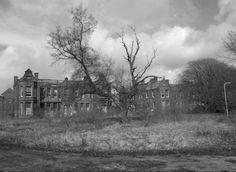 Buildings on grounds of Whittingham Asylum.