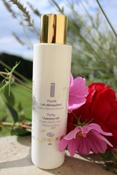 Le lait d�maquillant puret� Clairjoie Cleanse, Shampoo, Milk, Personal Care, Bottle, Beauty, Cleansing Milk, Beleza, Self Care