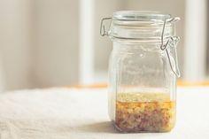 沢山作って、瓶などに保存して置きましょう。ちゃちゃっとコレをかけるだけで、美味しいアレンジレシピが色々できるんです!