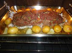 Rocambole de Carne Moida | Doces e sobremesas > Receitas de Rocambole Doce…