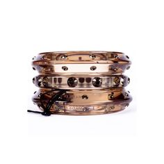 Jemznjewels | Lanvin | Jewelry | Lanvin Bangle Bracelet Set ($600) found on Polyvore