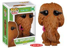"Pop! TV: Sesame Street: Mr. Snuffleupagus 6"""