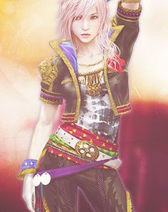 Lightning Returns- Heartstealer outfit final fantasy xiii (13-3)