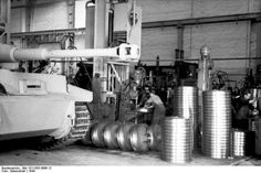 The production of German munitions and armaments, including many of her secret weapons programmes was now heavily dependent on foreign labour.