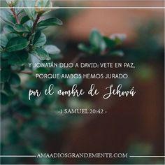 """Lunes - Semana 5 - Devocional """"David, el amigo"""". #ElReyDavid #Salmos…"""