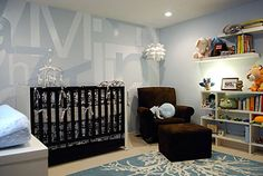 Typography Nursery