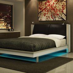 CT Light Bedframe - Viking Casual Furniture