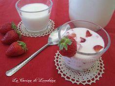 Yogurt preparato in casa - Ricetta semplice