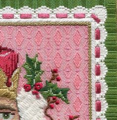 Although I'm not traveling to San Diego for the first TNNA show of 2014, I have sent my models for the stitch guides I've created for four S...