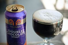 Double Chocolate Stout by Young's